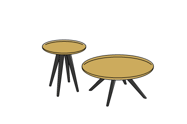 icona di complementi di arredo oliver b.